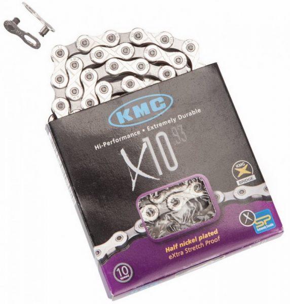 Цепь KMC-X10 S-DS 10ск.