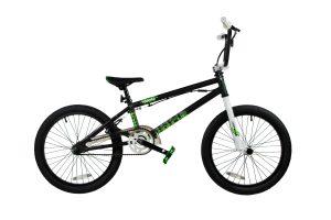 Велосипед BMX Comanche Kuuna Черный