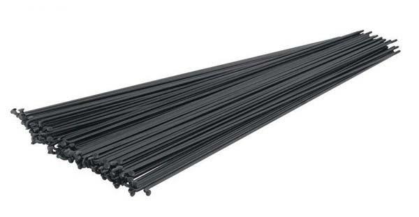 Спица MACH1 INOX PLUS черная (нержавейка) 2/274мм 10шт