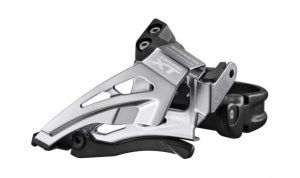 Shimano Deore XT FD-M8025-L 2x11 Low Clamp Top-Swing