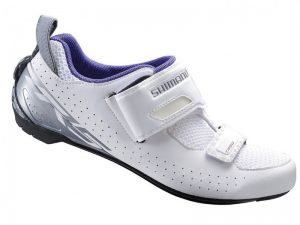 Велотуфли для триатлона SHIMANO SH-TR5 белые