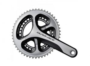 Шатуны Shimano Dura-Ace FC-9000 11sp 172.5mm 53х39