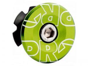 Ромашка с крышкой PRO анодиров AL - 28,6мм зеленая