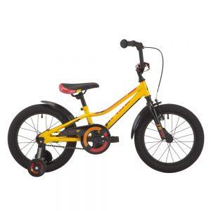 """Велосипед Pride Flash Yellow 16"""""""