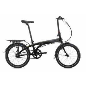 """Велосипед Tern 20"""" Link D7i с динамовтулкой (2016) (черно-серый)"""