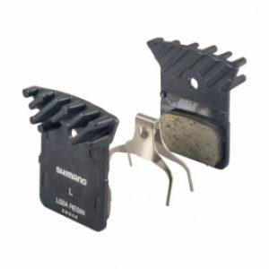 Тормозные колодки Shimano L02A Resin Pads