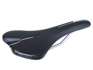Женское седло PRO Condor 142мм CrMo черное