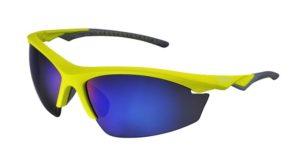 Очки Shimano EQUINOX2 PL оправа желтый-лайм матовая линзы поляризованные