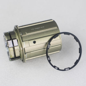 Барабан втулки Novatec Cassette body for D792SB SHIMANO