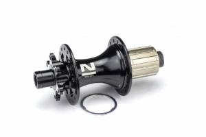 Втулка задняя Novatec D462SB-SL-B12-S5S-11S-12х148, 32, черный