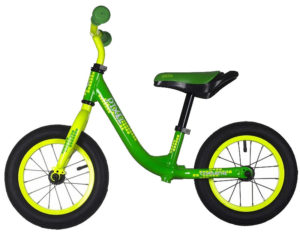 Беговел Comanche Pixel 12 зеленый